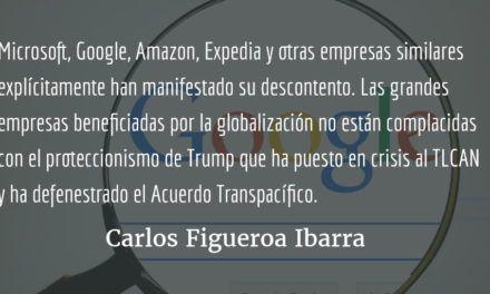 Trump, su primer mes. Carlos Figueroa Ibarra.