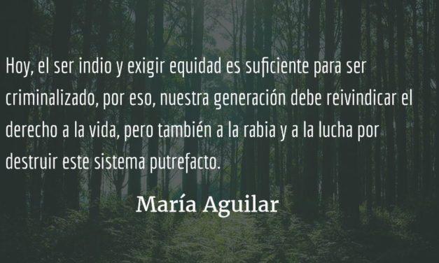 Pueblos indígenas y la paz en Guatemala X y final. María Aguilar.