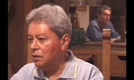 Roberto Díaz Castillo, fragmentos de una entrevista con José Luis Perdomo