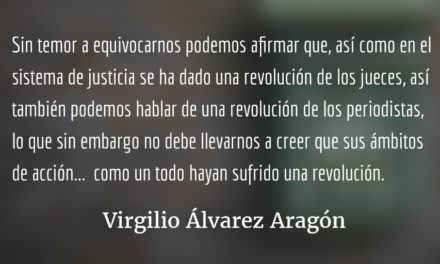 La urgencia de medios públicos. Virgilio Álvarez Aragón.