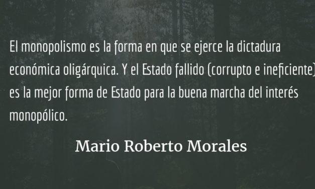 Cómo estamos y qué hacer. Mario Roberto Morales.