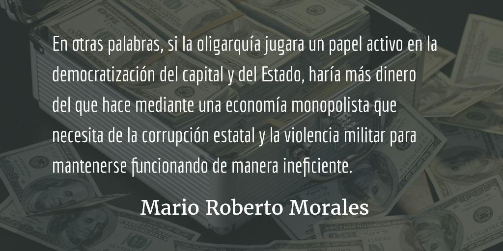 ¿Y qué hacer con la derecha? Mario Roberto Morales
