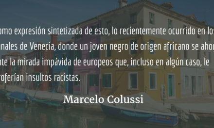 En las puertas del nazismo. Marcelo Colussi.