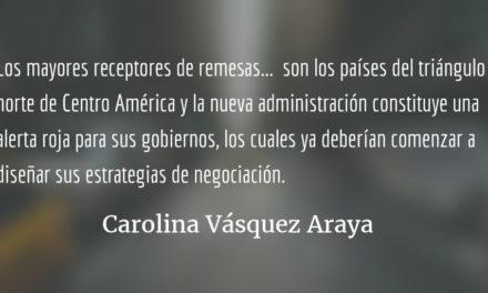 El efecto Trump. Carolina Vásquez Araya