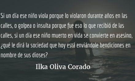 Así funciona la doble moral guatemalteca. Ilka Oliva Corado.