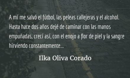 La vida en el arrabal. Ilka Oliva Corado.