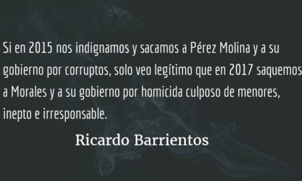 La responsabilidad por la pérdida de 40. Ricardo Barrientos.