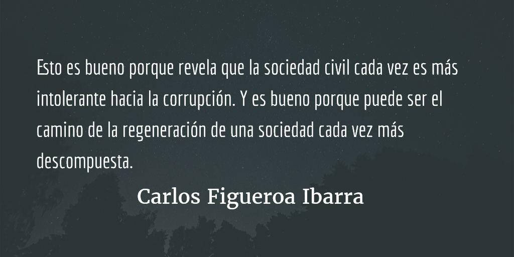 Austeridad republicana contra corrupción. Carlos Figueroa Ibarra.