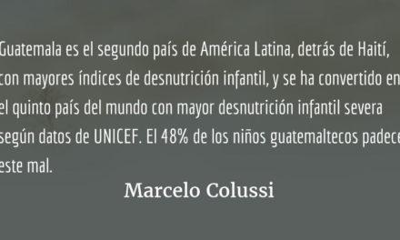 Guatemala: el Estado, ¿a quién defiende?  Marcelo Colussi