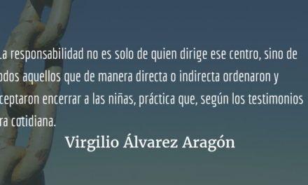 Irresponsabilidad criminal. Virgilio Álvarez Aragón.
