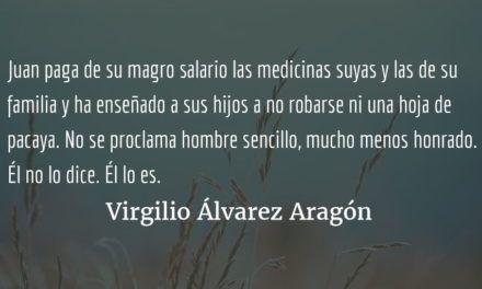 El estrés que provoca la corrupción. Virgilio Álvarez Aragón.