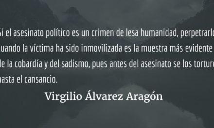 Emil Bustamante y los que no están en ninguna parte. Virgilio Álvarez Aragón.