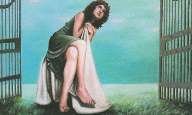 Mujeres que se crean a sí mismas. Voces de mujeres poetas contemporáneas. Guisela López.