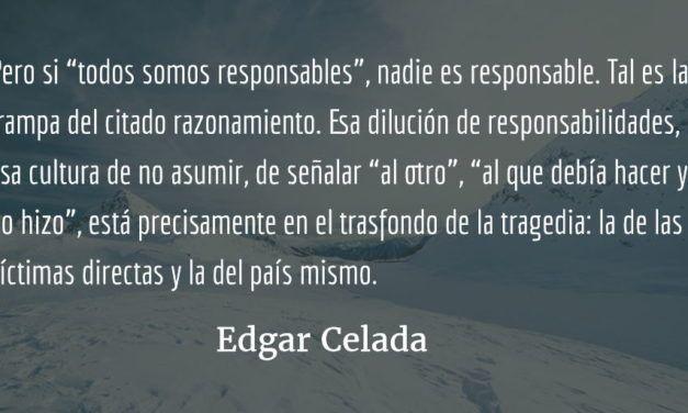 De cuerpo entero. Edgar Celada Q.