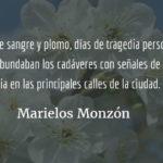 A Guillermo Monzón Paz. Marielos Monzón.