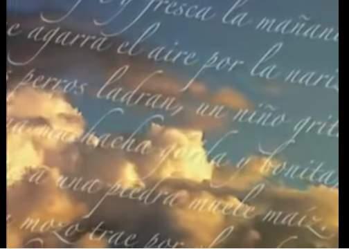 Del trópico, poema de Rubén Darío.