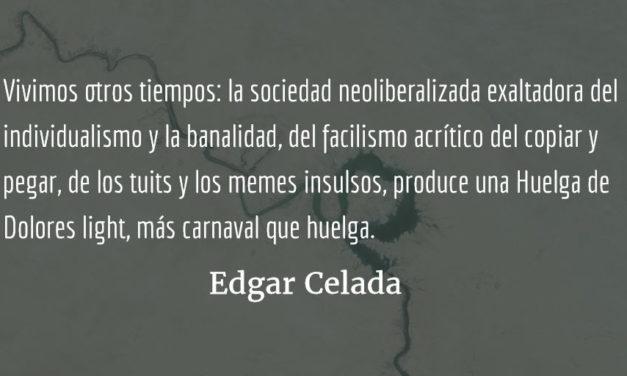 """""""Sobre los hediondos males…"""" Edgar Celada Q."""