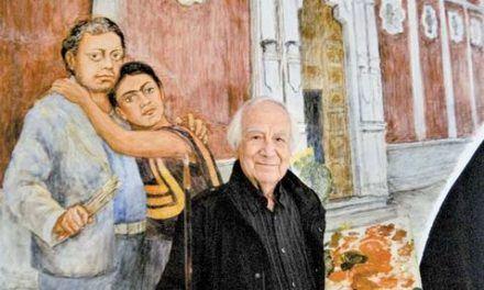 Adiós a Arturo García Bustos. Carlos López.
