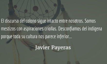 Los condenados de la tierra. Javier Payeras.