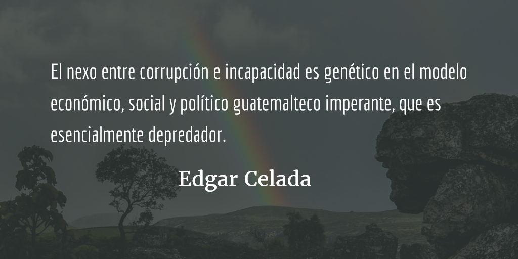 En el camino de Xibalbá. Edgar Celada Q.
