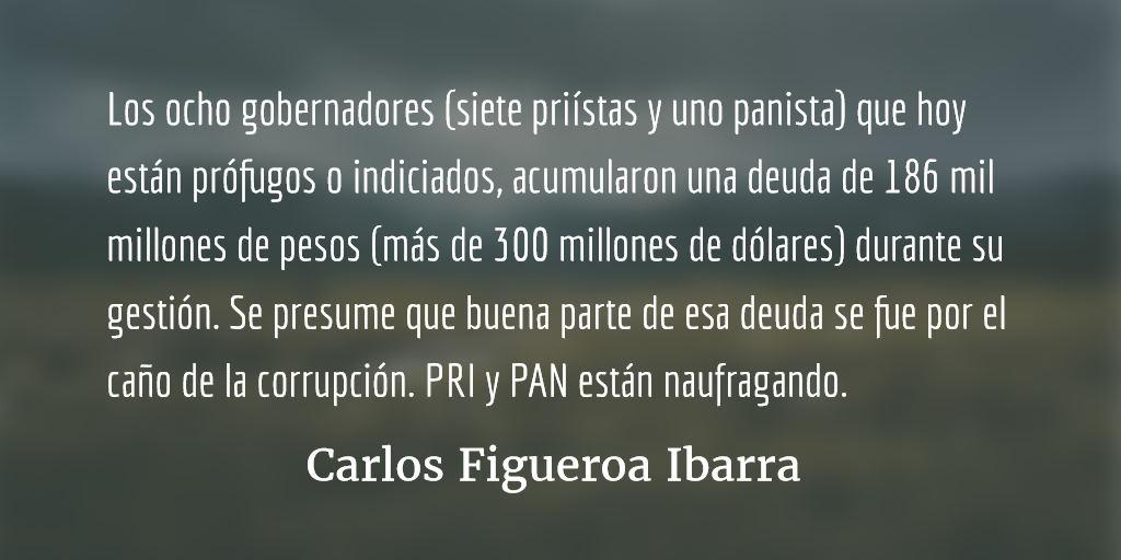 Duarte en Guatemala, huele muy mal. Carlos Figueroa Ibarra.