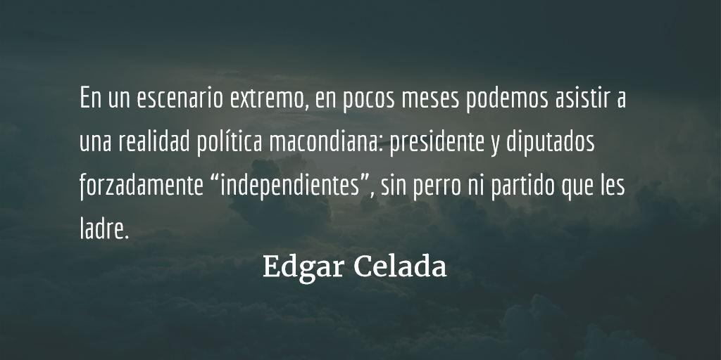 La pausa de una crisis sin tregua. Edgar Celada Q.