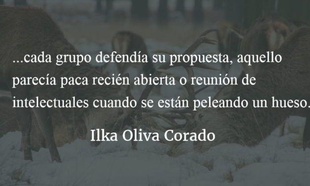 ¿Qué es la poesía? Ilka Oliva Corado