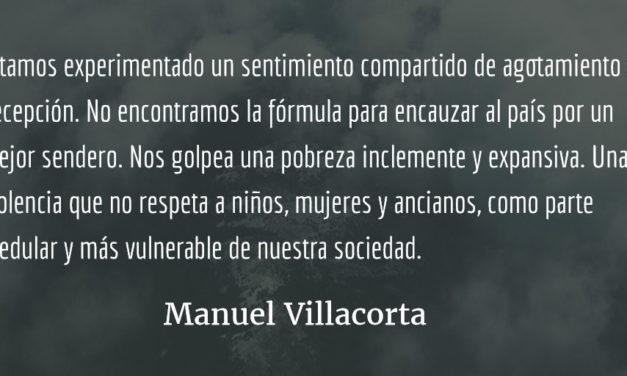 Guatemala: todos somos necesarios. Manuel Villacorta.