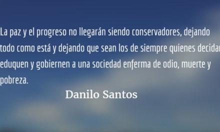 """""""Indios comunistas"""". Danilo Santos."""