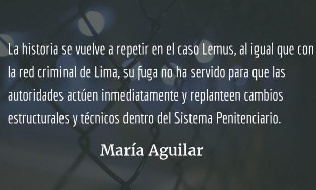 Crisis en el Sistema Penitenciario I. María Aguilar.