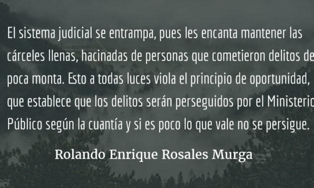 La posesión para el consumo de marihuana en Guatemala. Rolando Enrique Rosales Murga.