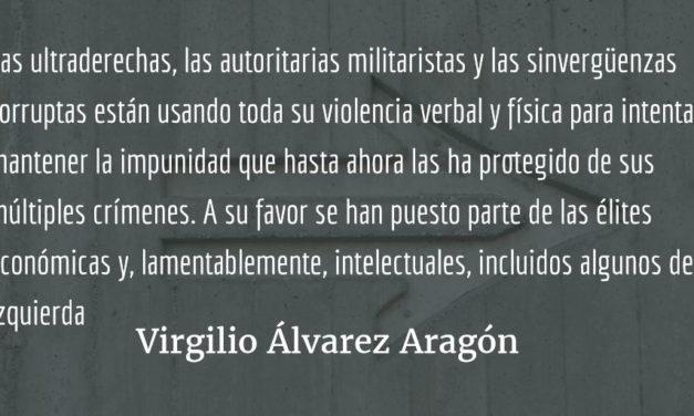 Incapaces de reformarnos. Virgilio Álvarez Aragón.