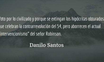Ideologías animadas de ayer y hoy… Danilo Santos