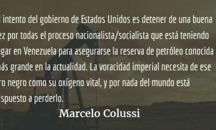 La Revolución Bolivariana en su hora decisiva. Marcelo Colussi.