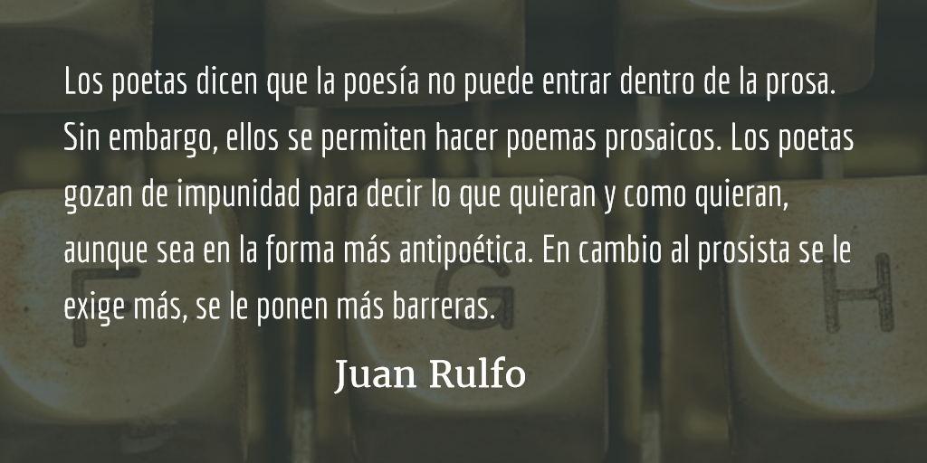 Entrevista a Juan Rulfo: Latinoamérica desplazó a España en la novelística