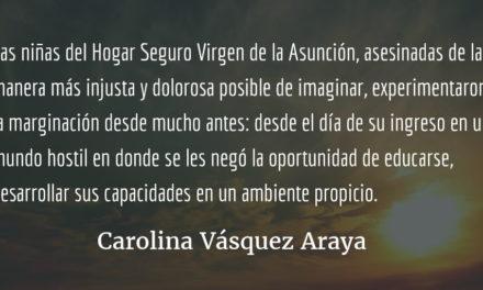 La cultura del verbo. Carolina Vásquez Araya.