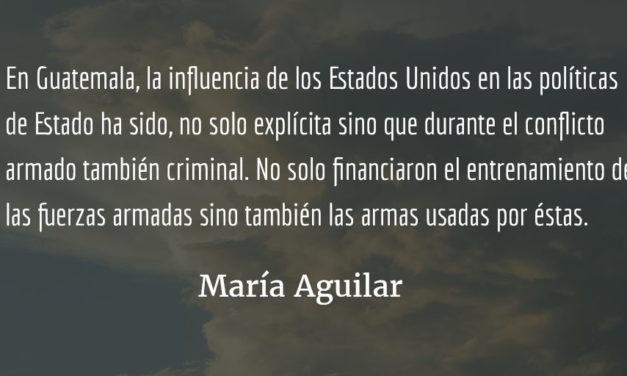 """""""Diputados idiotas"""". María Aguilar."""