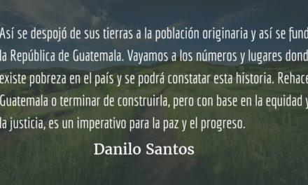 «País finca». Danilo Santos.