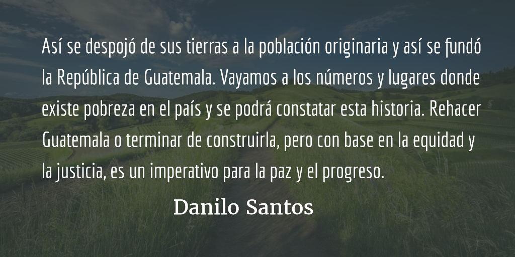 """""""País finca"""". Danilo Santos."""