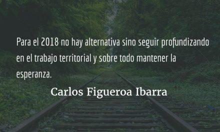 Ganamos, pero todavía no nos alcanza. Carlos Figueroa Ibarra.