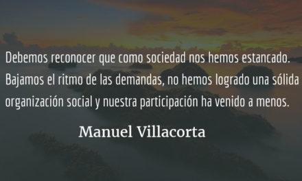Guatemala 2019: el ciudadano al poder. Manuel Villacorta.