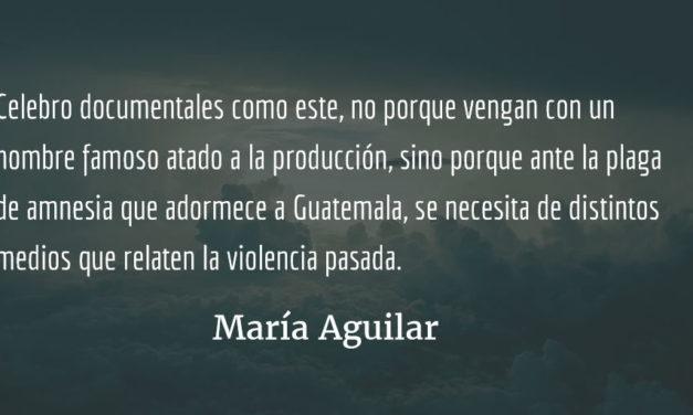 Buscando a Oscar. María Aguilar.