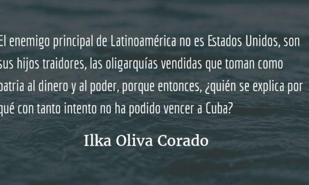 Reestructuración del Plan Cóndor en Latinoamérica. Ilka Oliva Corado.