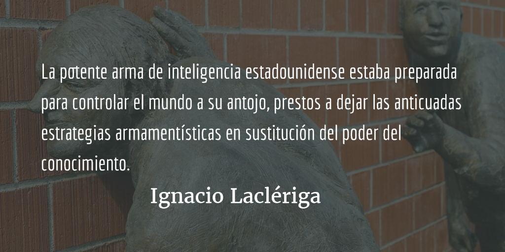 Así se hace una ciberintervención estadounidense como la de Guatemala. Ignacio Laclériga.