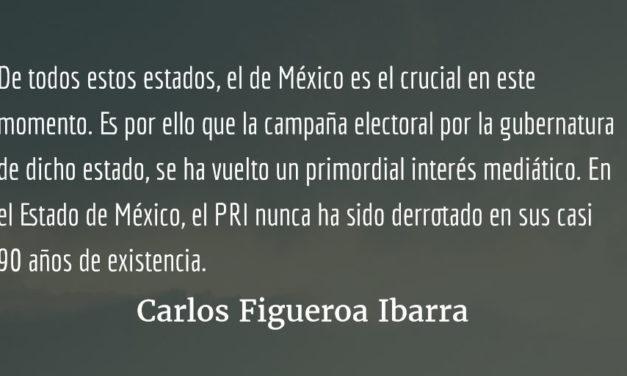 México, el ensayo general antes de 2018. Carlos Figueroa Ibarra.