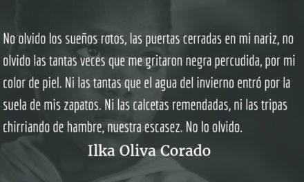 Paria. Ilka Oliva Corado.