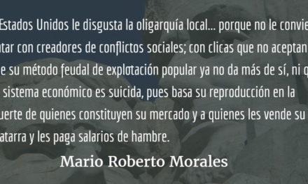 El otro interlocutor. Mario Roberto Morales.