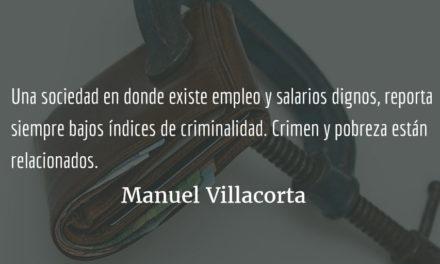 Un pueblo con hambre y sin voz. Manuel Villacorta.