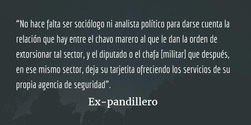 Guatemala: Policías privadas: buen negocio (para algunos). Marcelo Colussi.
