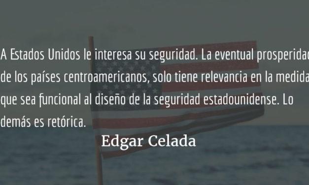 Alianza para la seguridad… de EE. UU. Edgar Celada Q.